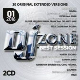 Baixar CD VA – DJ Zone Best Session (2016) Torrent