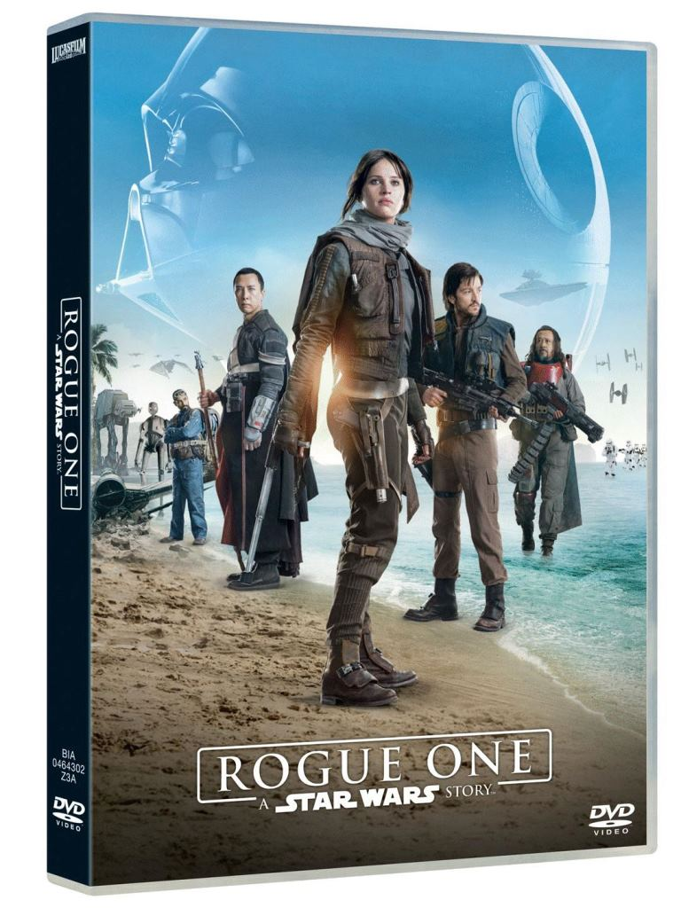 Film - Star Wars - Rogue One - Dvd In Uscita - rogue - ebay.it