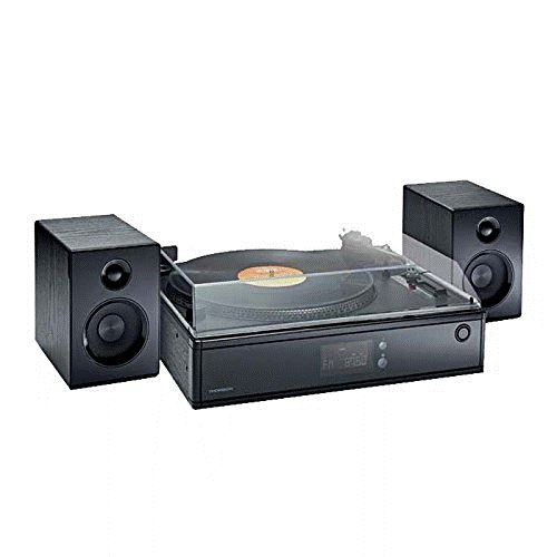 Hi-fi-Thomson-Tt500cd-Giradischi-Cd-Mp3-Usb
