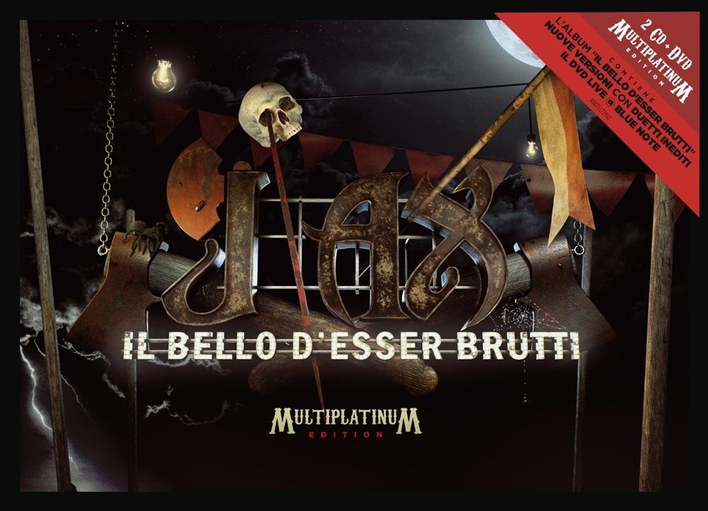 J Ax Il Bello Desser Brutti Special Boxset Testi Trovacd