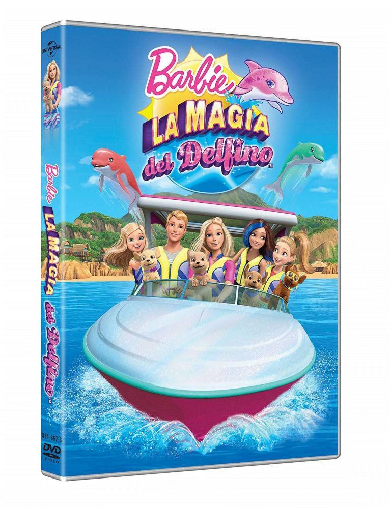 Cartone Animato Barbie La Magia Del Delfino Trovacd English